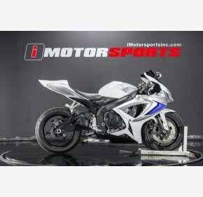 2006 Suzuki GSX-R750 for sale 200766679