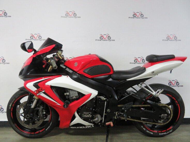 2006 Suzuki GSX-R750 for sale 201123058