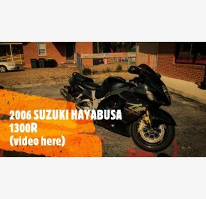 2006 Suzuki Hayabusa for sale 201055802
