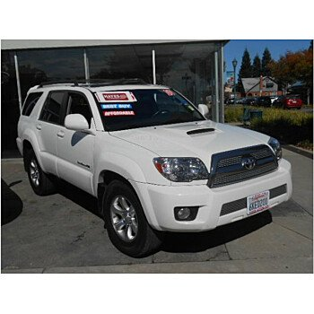 2006 Toyota 4Runner 4WD for sale 101215717