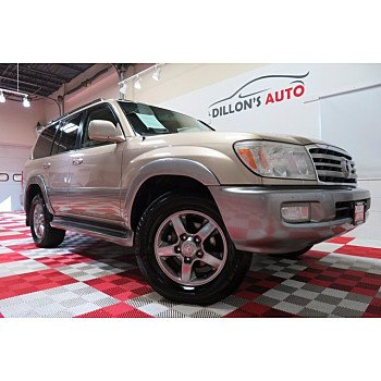 2006 Toyota Land Cruiser for sale 101383906