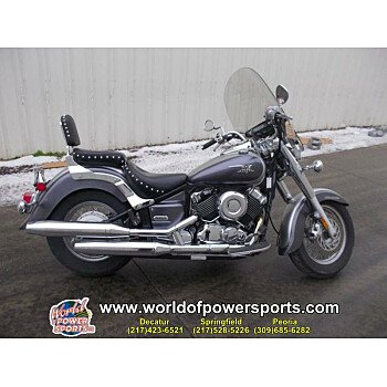 2006 Yamaha V Star 650 for sale 200636884