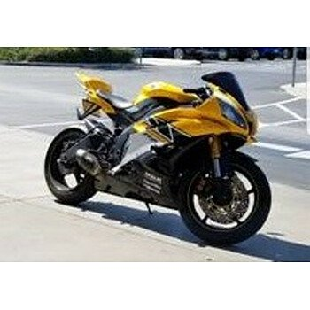 2006 Yamaha YZF-R6 for sale 200550875