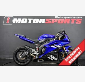 2006 Yamaha YZF-R6 for sale 200925754