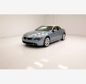 2007 BMW 650i Convertible for sale 101436192