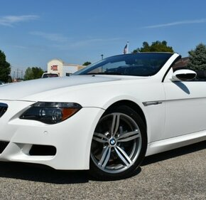 2007 BMW M6 Convertible for sale 101200561