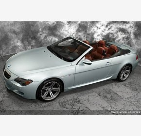 2007 BMW M6 Convertible for sale 101254427