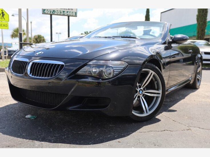 2007 BMW M6 Convertible for sale 101572768