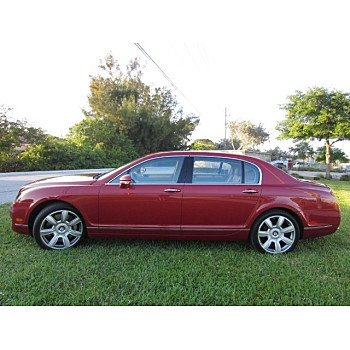 2007 Bentley Continental Flying Spur for sale 101107189
