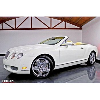 2007 Bentley Continental GTC Convertible for sale 101118372