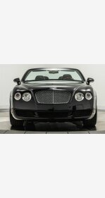 2007 Bentley Continental GTC Convertible for sale 101112434