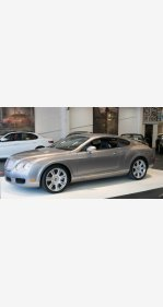 2007 Bentley Continental GT Coupe for sale 101159067