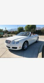 2007 Bentley Continental GTC Convertible for sale 101197217