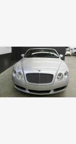 2007 Bentley Continental GTC Convertible for sale 101199374