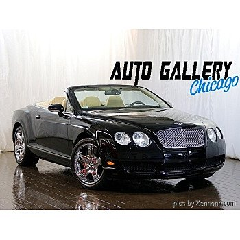 2007 Bentley Continental GTC Convertible for sale 101224830
