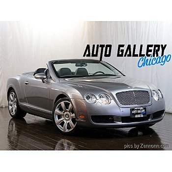 2007 Bentley Continental GTC Convertible for sale 101224832