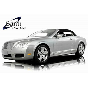 2007 Bentley Continental GTC Convertible for sale 101260879