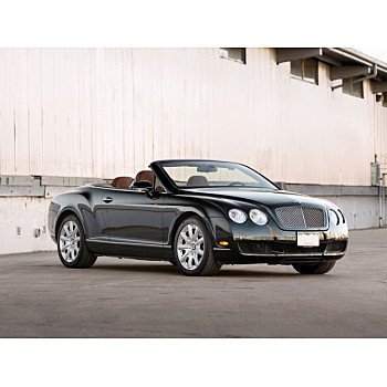 2007 Bentley Continental GTC Convertible for sale 101282241