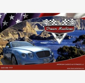 2007 Bentley Continental for sale 101344221