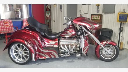 2007 Boss Hoss BHC-9 Coupe Trike for sale 200732317