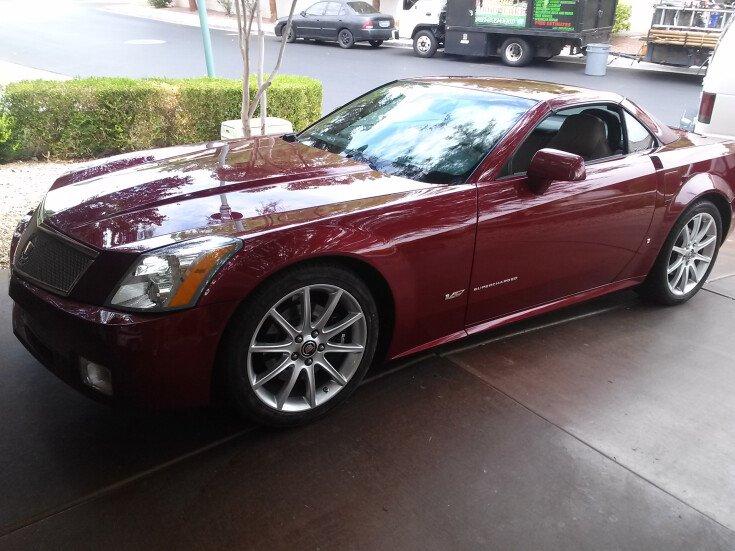 2007 Cadillac XLR V for sale 100742581