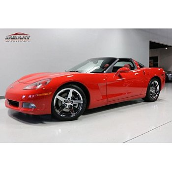 2007 Chevrolet Corvette Coupe for sale 100961755