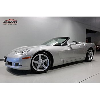 2007 Chevrolet Corvette Convertible for sale 100998323
