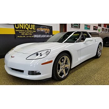 2007 Chevrolet Corvette Coupe for sale 101034079
