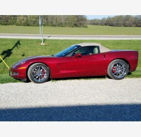 2007 Chevrolet Corvette Convertible for sale 101292708