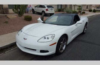 2007 Chevrolet Corvette Coupe for sale 100762644
