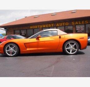 2007 Chevrolet Corvette Convertible for sale 100996180