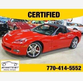 2007 Chevrolet Corvette Convertible for sale 101003606