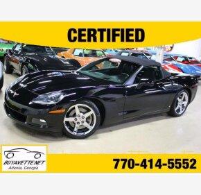 2007 Chevrolet Corvette Convertible for sale 101019615