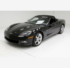 2007 Chevrolet Corvette Convertible for sale 101066855