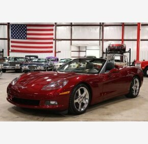 2007 Chevrolet Corvette Convertible for sale 101083127