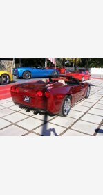 2007 Chevrolet Corvette Convertible for sale 101113597