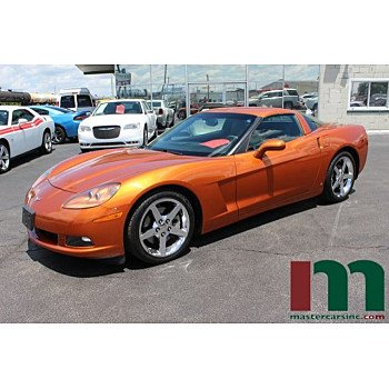 2007 Chevrolet Corvette Coupe for sale 101156479