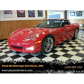 2007 Chevrolet Corvette Coupe for sale 101159879