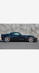 2007 Chevrolet Corvette Z06 Coupe for sale 101160427