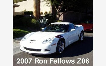 2007 Chevrolet Corvette Z06 Coupe for sale 101170516