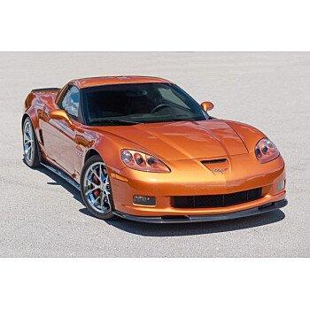 2007 Chevrolet Corvette Z06 Coupe for sale 101183457