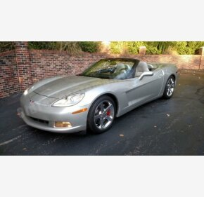 2007 Chevrolet Corvette Convertible for sale 101202821