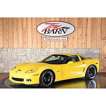 2007 Chevrolet Corvette Z06 Coupe for sale 101207126