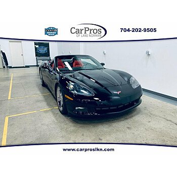 2007 Chevrolet Corvette Convertible for sale 101221917