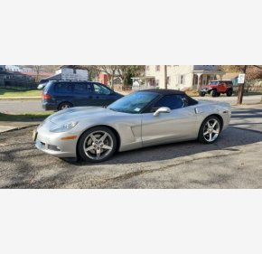 2007 Chevrolet Corvette Convertible for sale 101244372
