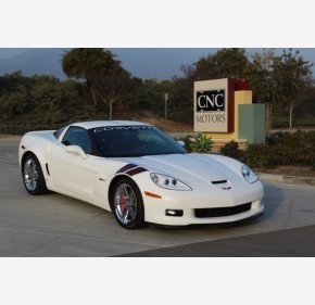 2007 Chevrolet Corvette Z06 Coupe for sale 101267094