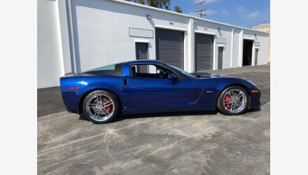 2007 Chevrolet Corvette for sale 101293470