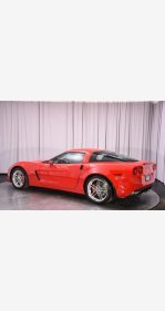 2007 Chevrolet Corvette Z06 Coupe for sale 101301352
