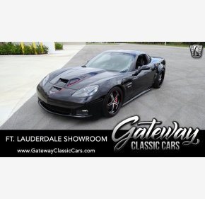2007 Chevrolet Corvette Z06 Coupe for sale 101302333