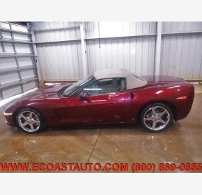2007 Chevrolet Corvette Convertible for sale 101326301